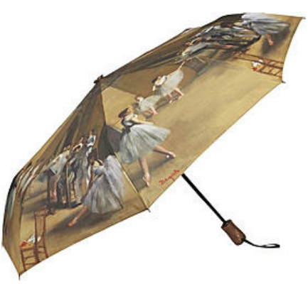 Degas Ballet Lesson open1