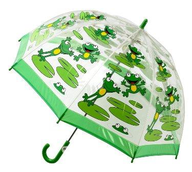 Frog umbrella small