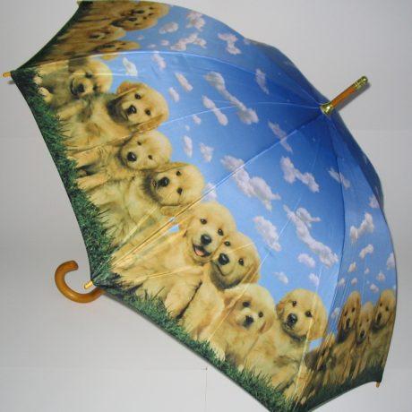 LRWP874 Golden Pups side lrg