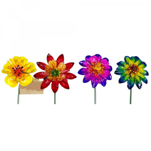 Small Flower Garden Stakes