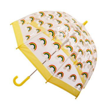 Rainbow PVC Childs Umbrella